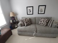 ***STEAL THIS*** Gray Microfiber Sofa Old Bridge Township, 08857