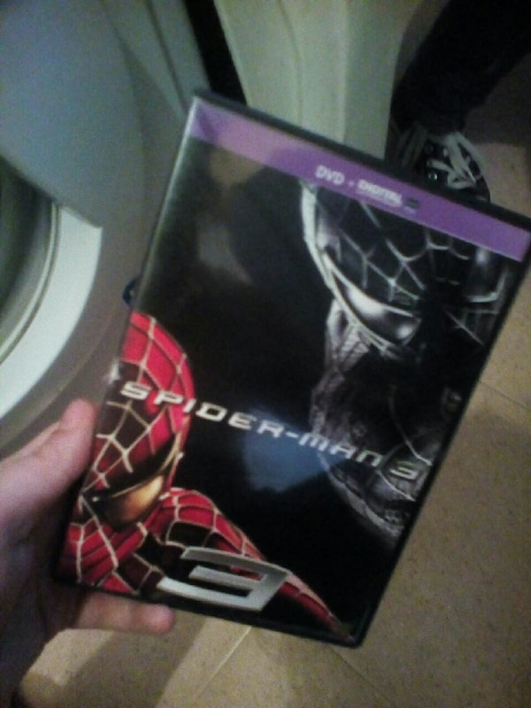 Étui Marvel Spider-Man 3 DVD