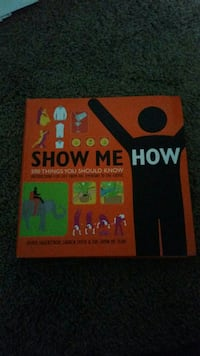 NWOT Show Me How Book