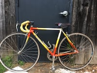 SOMEC Columbus SLX Vintage Late 1980's  Italian Road Bike 48 CM Hewlett, 11557