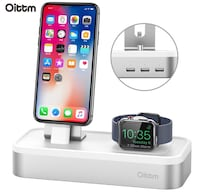 BNiB Charging Stand for Apple Watch series 4, oittm, 5-in-1 new version Toronto, M5M 1Y4