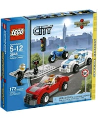 New & Sealed Rare 2011 Release- LEGO 3648 Spec Ed Barrie, L4N 9T3