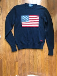 Ralph Lauren Polo Sweater Size Small New York, 11216
