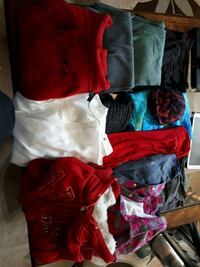 Name brand clothes size m lg Clairmont, T0H 0W4