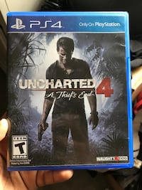 PS4 uncharted 4 Tampa, 33613