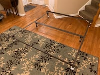 Heavy Duty Folding King Size Bed Frame Charles Town, 25414