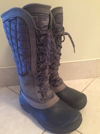 North Face Ladies Winter Boots