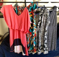 Woman's Dresses (4 short dresses in great shape) Broomfield, 80621