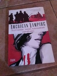 American Vampire Graphic Novel
