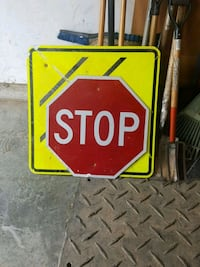 red stop signage Germantown, 20874