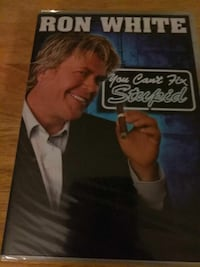 You Can't Fix Stupid Ron White DVD case Eastover, 29044