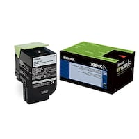 Lexmark 70C1HK0 Black Return Program Toner Cartridge Longueuil