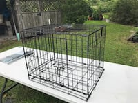 "One Not too big Crate.19""x 17"" including the Tray Houston, 77055"