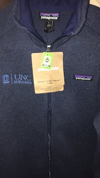 Classic Navy 'patagonia' Better Sweater Jkt.... unc... Carrboro, 27510