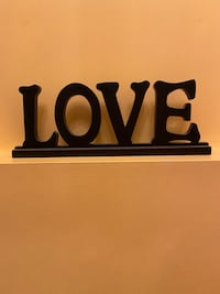 LOVE Decorative wooden sign Toronto, M1S 3Z1