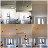 Popcorn ceiling removal  Richmond Hill