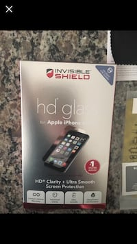 ZAGG HD glass for iPhone 6/6s San Marcos, 92078