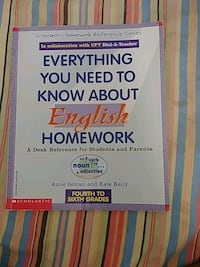 English  textbook  Mississauga, L4Z 2J4