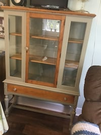 ANTIQUE CHINA CABINET Severn