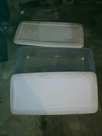 2 under the bed containers Methuen