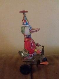 Tin wind up toy Plant City, 33563