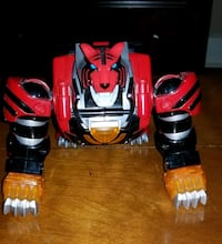 Power Rangers Red Tiger Zord Indianapolis, 46221