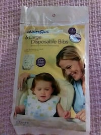 Large Disposable Bibs