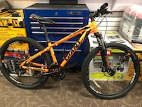 """Bicycle, Bicycles Giant ATX2 15"""" Small Frame Shocks .. Negotiable"""