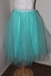 Windsor- teal tulle skirt Palm Desert, 92211