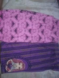 Ever after high Half pink and half purple pants Coachella, 92236