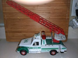 Hess collectable truck