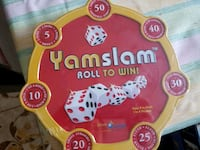 Never opened Yamslam roll to win Montreal, H4K 1T9