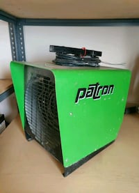 Patron E3 industrial grade garage / construction h