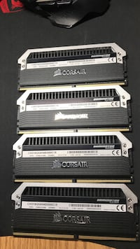 Corsair dominator platinum 16 gb 4x4 40 km