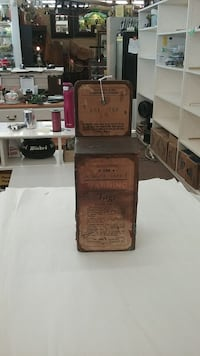 1900' s Fire Protection Box
