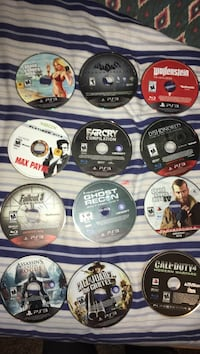 Games for PS3/original Xbox