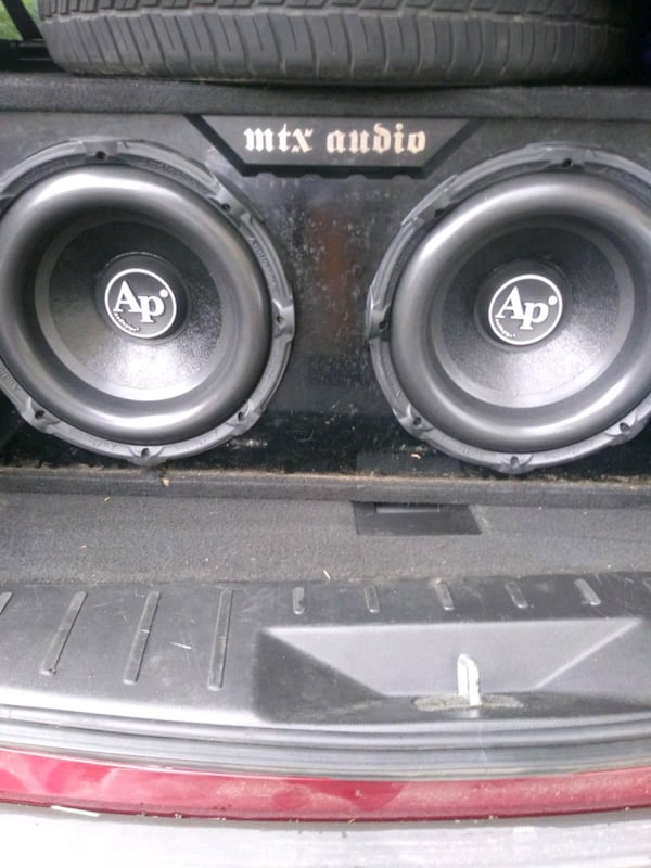 """Two 12""""s Audio Pipe DVC Double Magnet 1500 watts w b77494a0-50ff-4883-83ad-d2dde7d24bd9"""