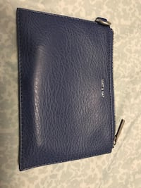 blue Matt & Nat leather zip bag Edmonton, T6K 2B6