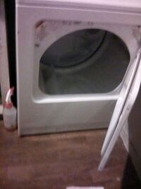 white front load clothes dryer Oklahoma City