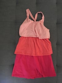 women's pink spaghetti strap top null, V0C