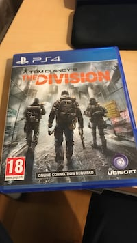 Sony ps4 tom clancy'nin the division oyun kılıfı Adapazarı, 54100