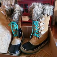 Sorel Joan of Arctic waterproof boots