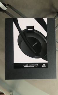 Bose Noise Cancelling Headphones 700 Brand New Unopened Seals intact
