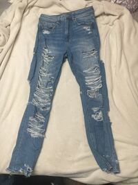 American Eagle Mom Jeans Beaumont, T4X 1G3