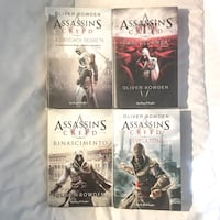libri di Assassin's Creed