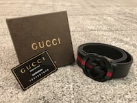 Gucci belt (Rep) Surrey, V4N 5R2
