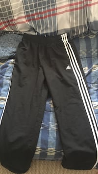 black and white Adidas track pants Wilmot, N3A 4N1