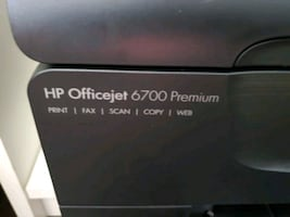 All-in-one printer copier fax scanner