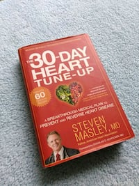 30 Day Heart Tune Up Book Silver Spring, 20910