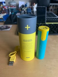 Ee Power Bar 2600 Mah Powerbank Şarj Cihazı  & Fener